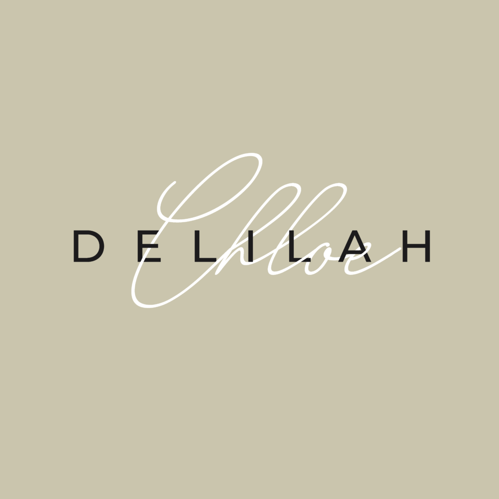 Delilah Chloe Logo Design