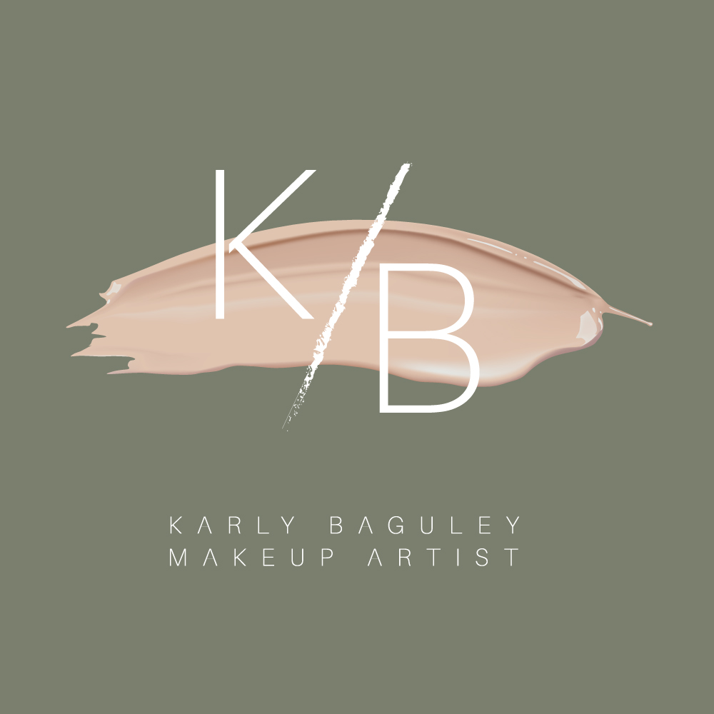Early Baguley MUA Logo Design