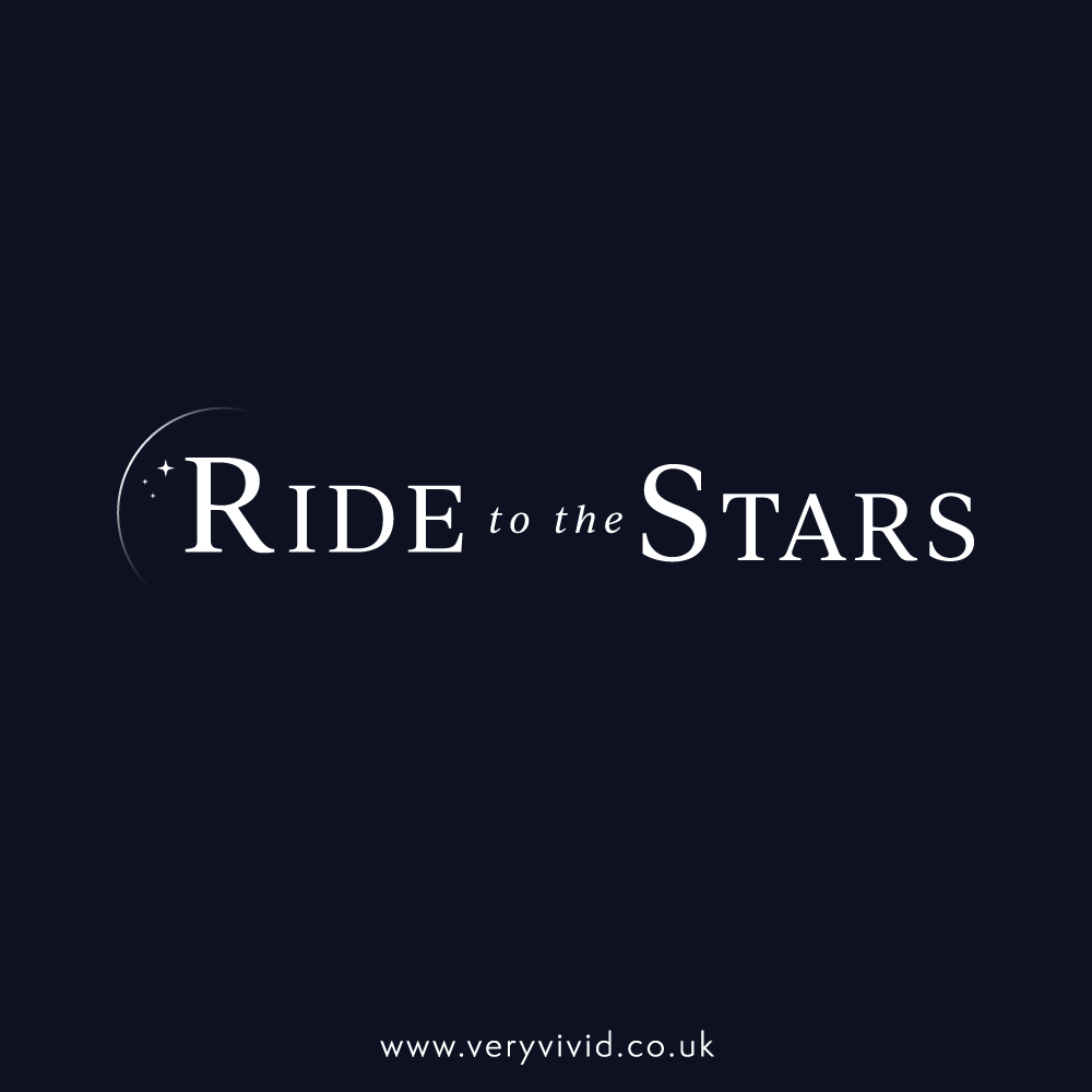 Ride to the Stars Logo Design