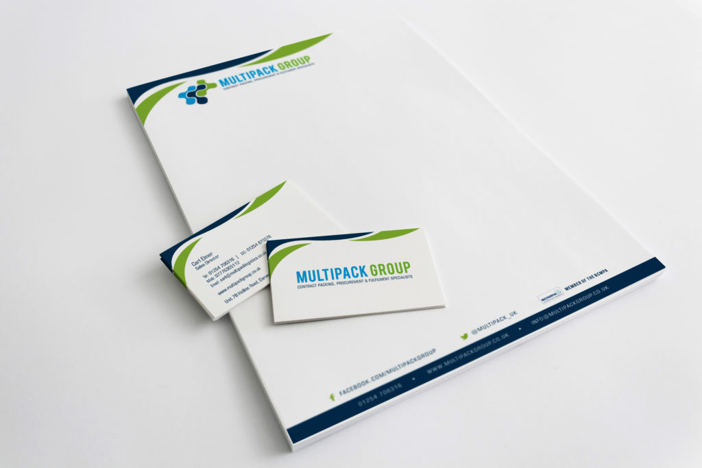 Corporate Stationery design by Very Vivid Graphic Designers