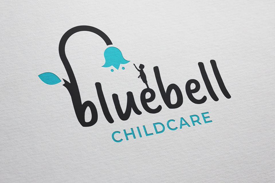 Logo Design for Bluebell Childcare