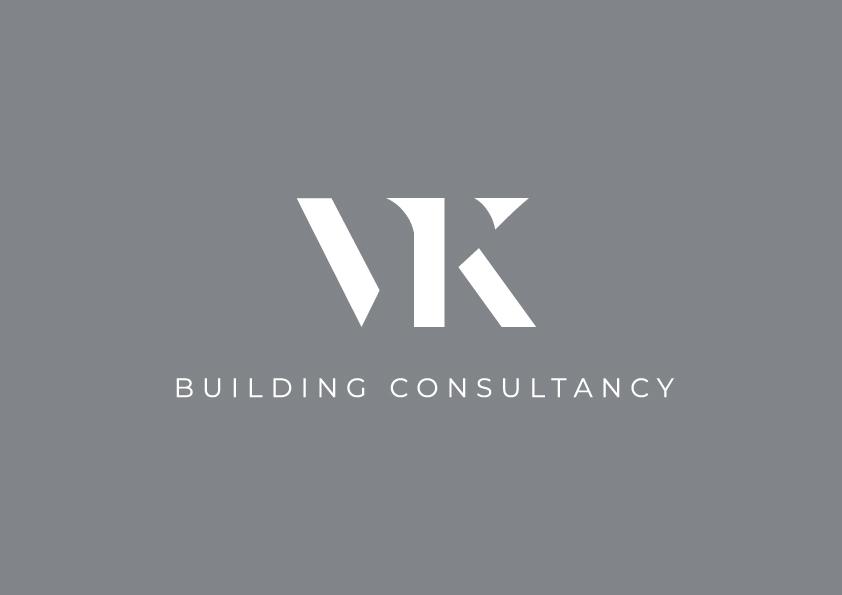 VK Building Consultancy Logo Design