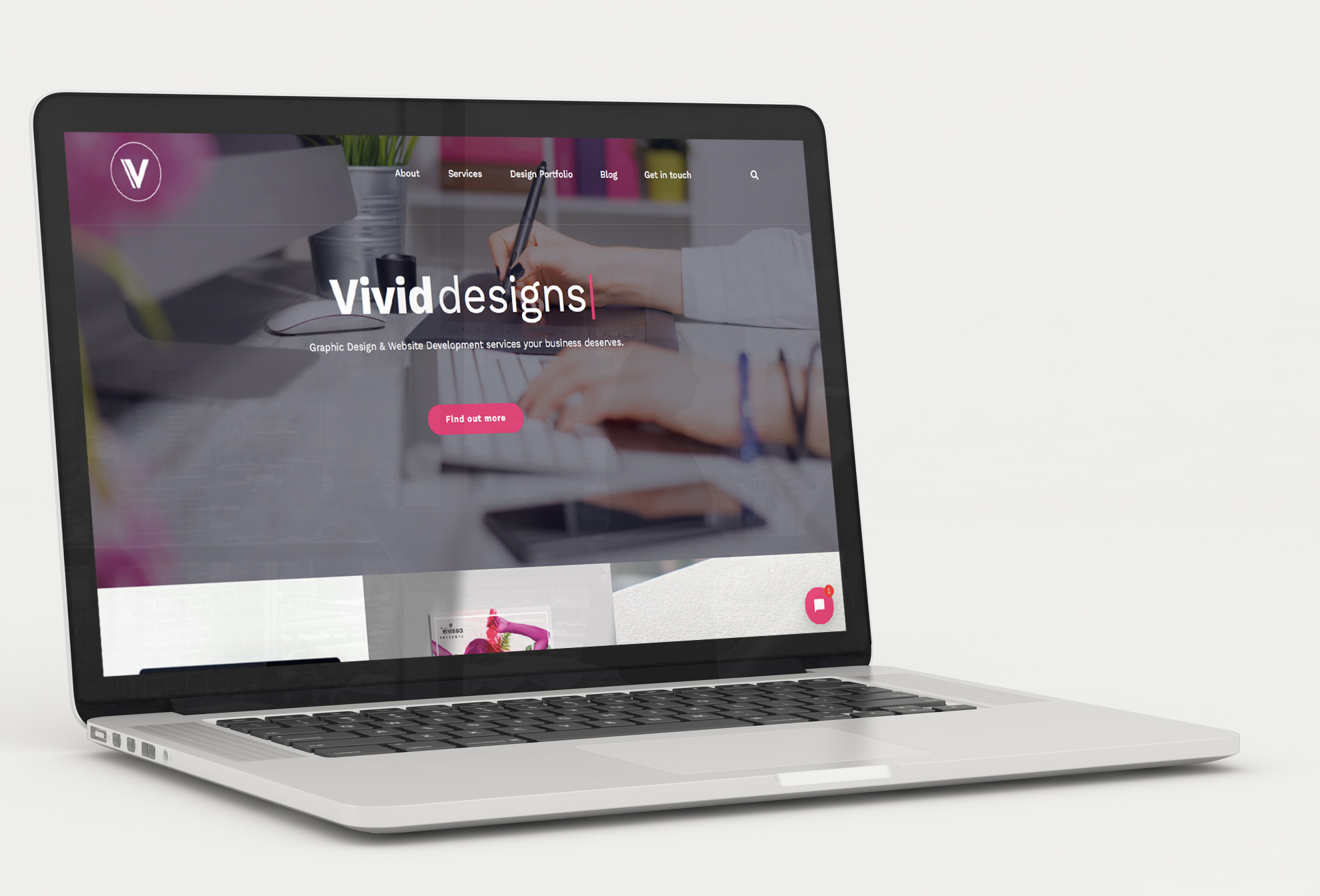 Professional Website Design and Development by Very Vivid, Blackburn Lancashire