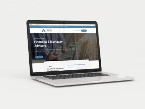 Astute Finance Website