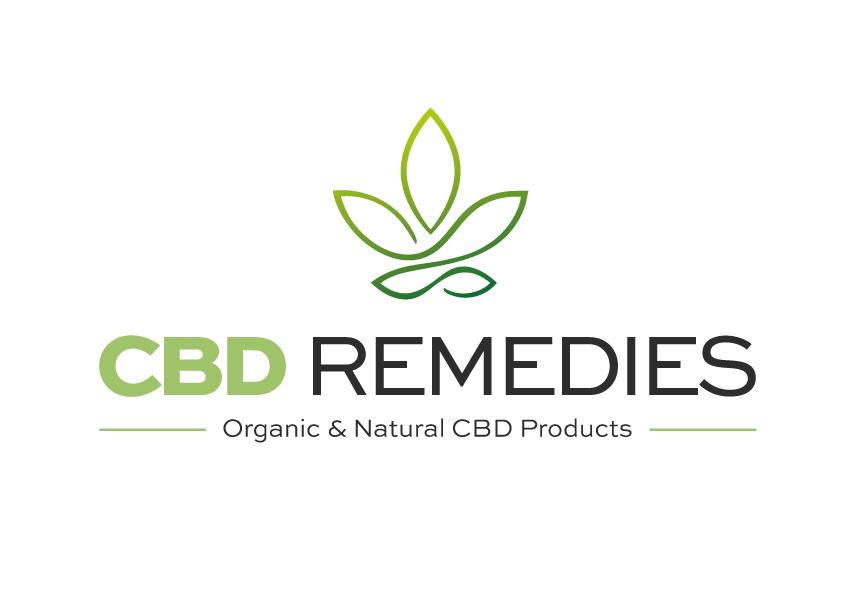 Logo Design for CBD Remedies
