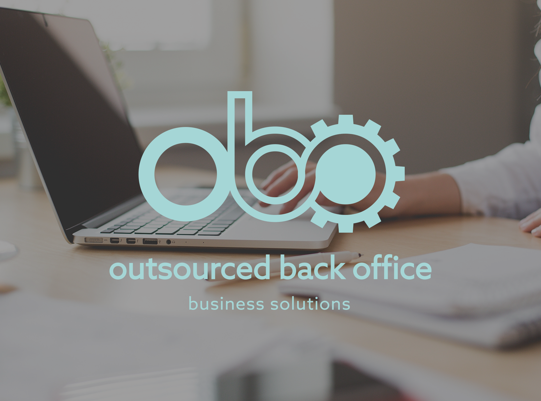 Branding and Logo Design for OBO. Branding services by Very Vivid, Blackburn graphic designer