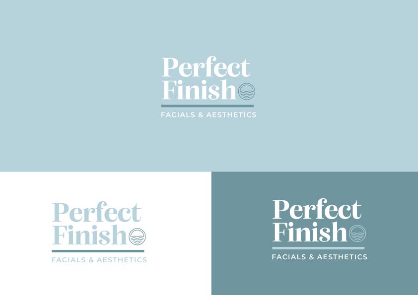 Logo Design for Perfect Finish, Logo Design services Blackburn, Lancashire