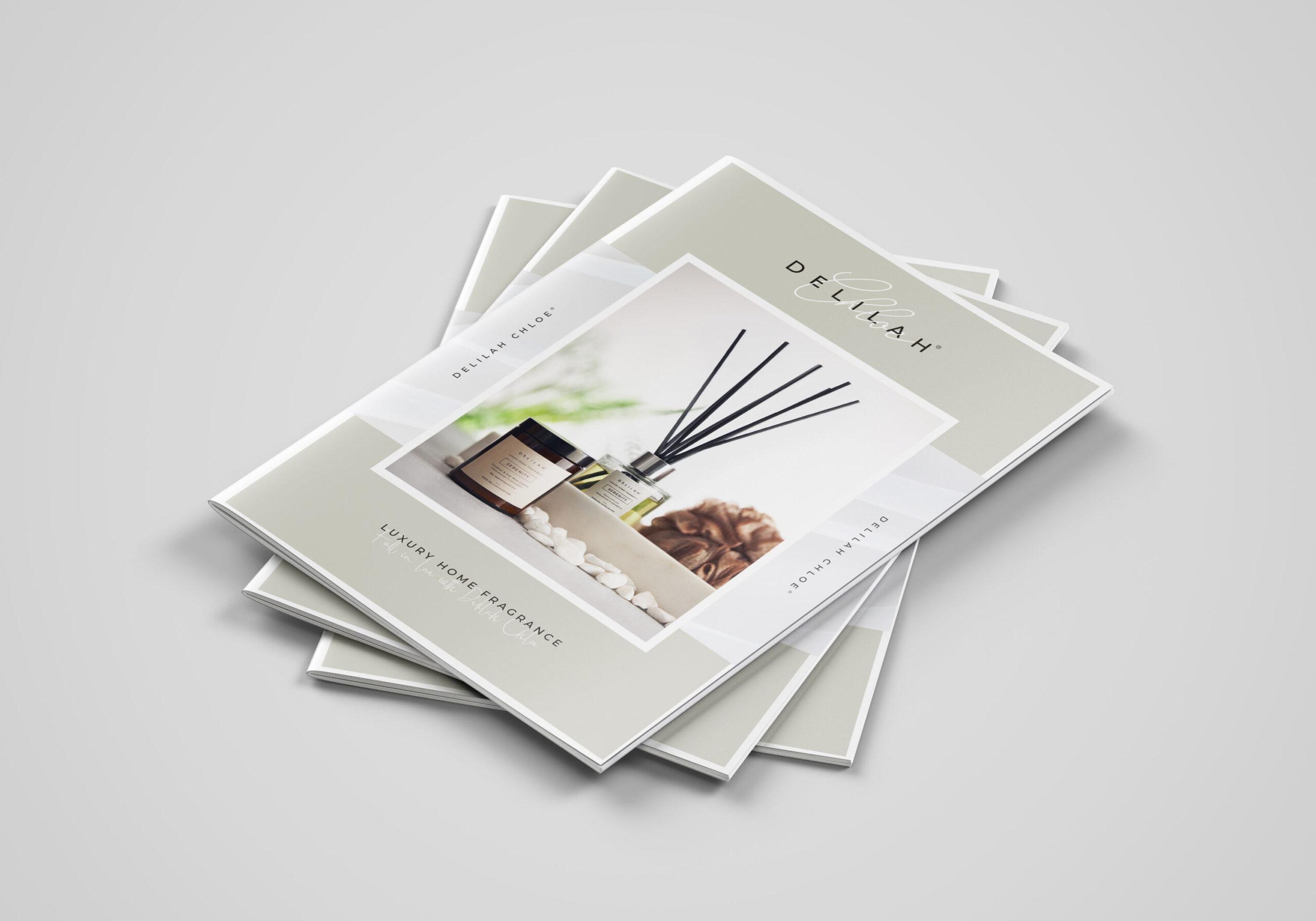 Brochure Design Services Blackburn. Graphic Design by Very Vivid Digital Marketing