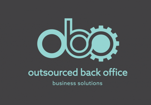 Outsourced Back Office Logo Design
